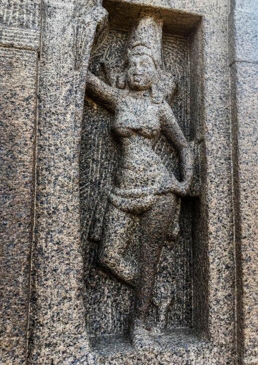 Devi's dwarapalika