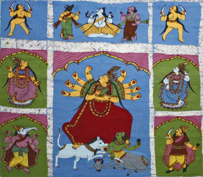 10.Thakurani, Bishnupur