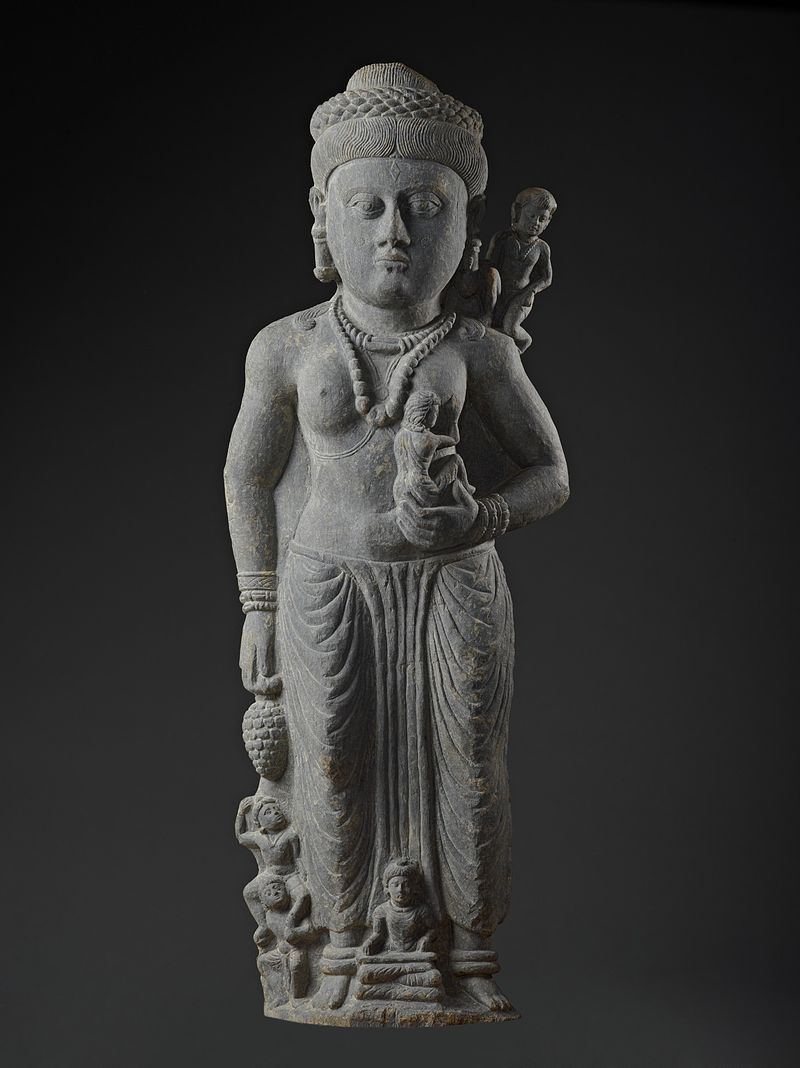800px-The_Buddhist_Goddess_Hariti_with_Children_LACMA_M.78.105_(1_of_6).jpg