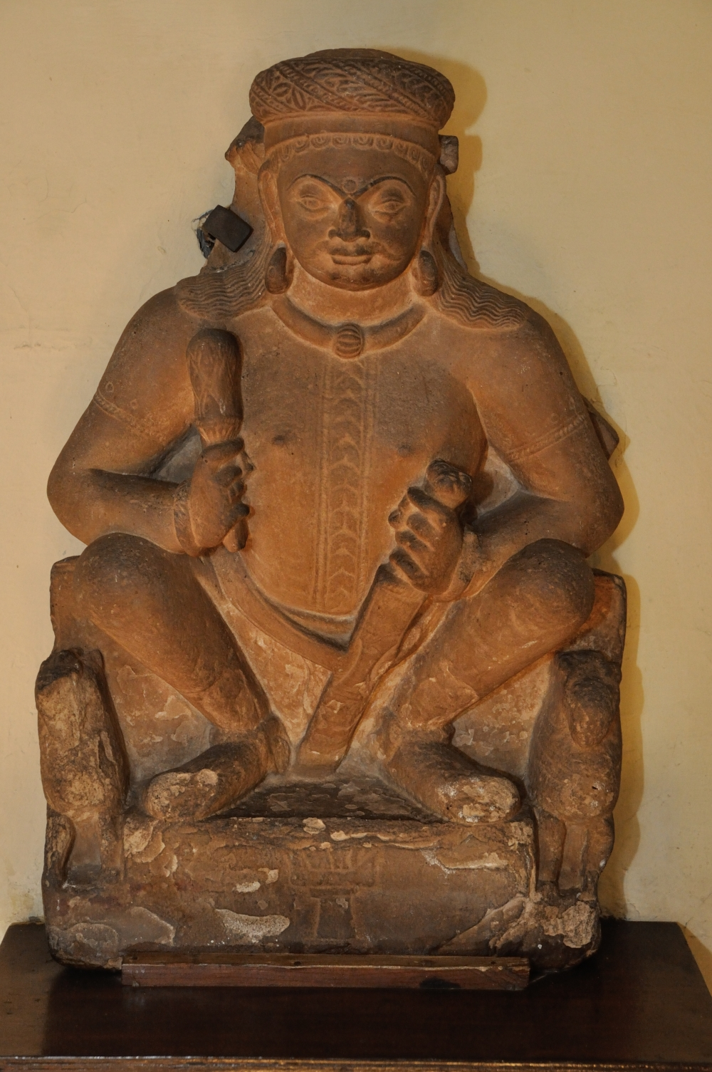 Surya_-_Kushan_Period_-_Kankali_Mound_-_ACCN_12-269_-_Government_Museum_-_Mathura_2013-02-23_5839
